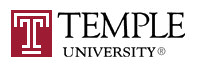 Temple University School of Business - 40% increase in enrollment -- BarryRSimon.com